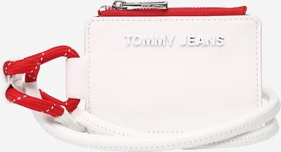 Tommy Jeans Πορτοφόλι σε κόκκινο / λευκό, Άποψη προϊόντος