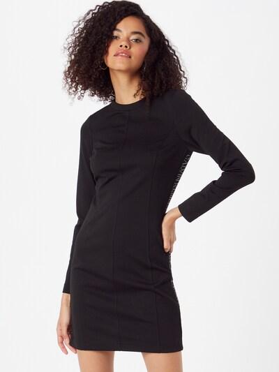 Calvin Klein Jeans Dress in Black / White, View model