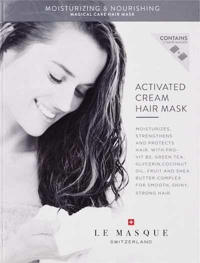 Le Masque Switzerland Haarmaske 'Magical Care Moisturizing & Nourishing' in transparent / weiß, Produktansicht