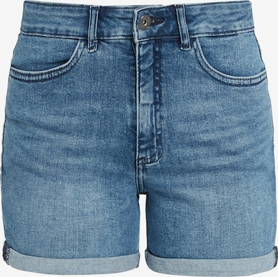 ICHI Shorts 'IHTWIGGY SHO' in blau / blue denim, Produktansicht