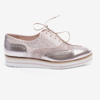 Pertini Flats & Loafers in 40 in Nude, Item view
