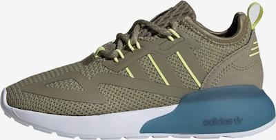 ADIDAS ORIGINALS Sneaker 'ZX 2K' in indigo / oliv / weiß, Produktansicht