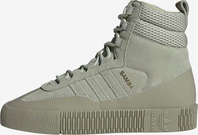 ADIDAS ORIGINALS Sneaker 'Samba in gold / pastellgrün, Produktansicht