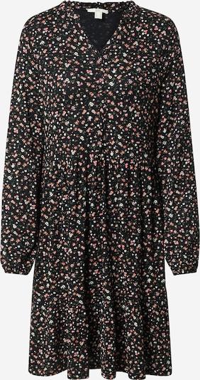 EDC BY ESPRIT Kleid in mischfarben / schwarz, Produktansicht