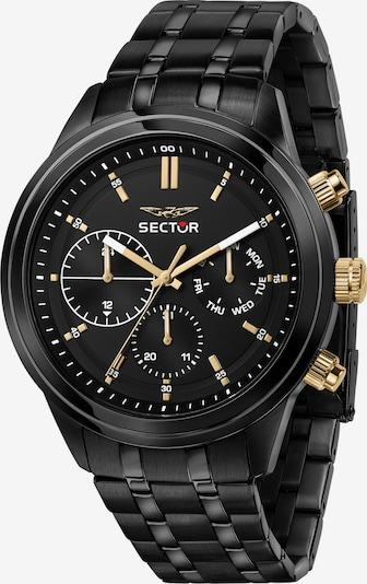 SECTOR Analoog horloge '670 45MM' in de kleur Zwart, Productweergave