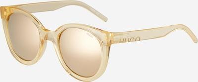 HUGO Zonnebril '1072/S' in de kleur Geel, Productweergave