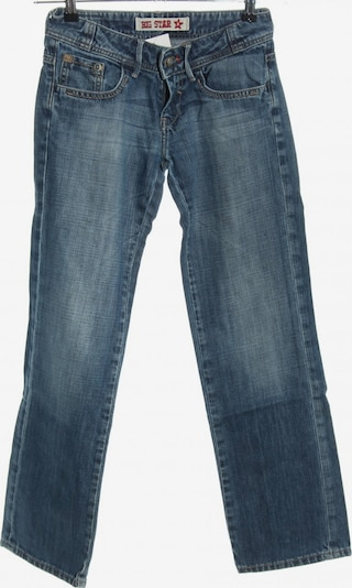 Big Star Jeans Straight-Leg Jeans in 26/30 in blau, Produktansicht