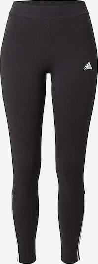 ADIDAS PERFORMANCE Sportske hlače u crna / bijela, Pregled proizvoda