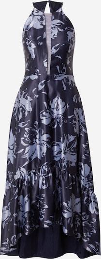 VM Vera Mont Kleid in hellblau / dunkelblau, Produktansicht