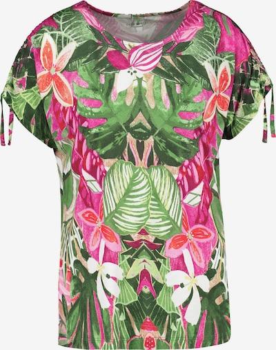 GERRY WEBER 1/2 Arm Shirt in mischfarben, Produktansicht