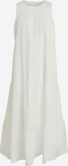 VILA Robe en blanc: Vue de face