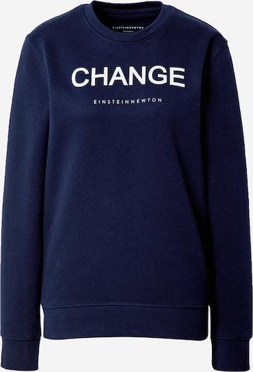 EINSTEIN & NEWTON Collegepaita 'Change' värissä laivastonsininen / valkoinen, Tuotenäkymä