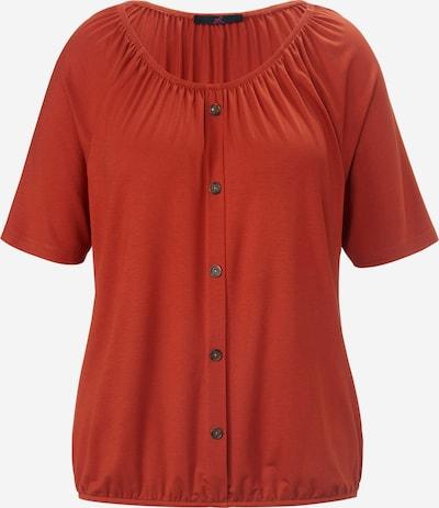 Emilia Lay Shirt in de kleur Rood, Productweergave