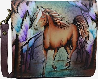 ANUSCHKA Umhängetasche 'Free Spirit' in mischfarben, Produktansicht