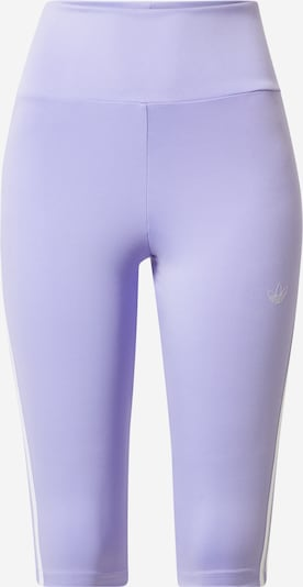 ADIDAS ORIGINALS Leggings 'Fakten' en violet clair / blanc, Vue avec produit