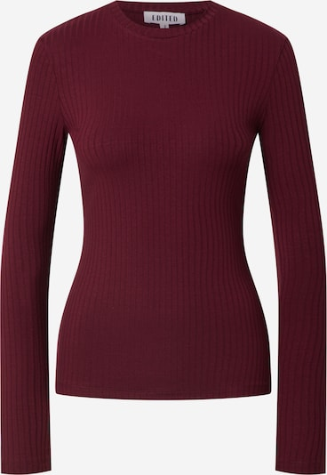 EDITED Shirts 'Ginger' i burgunder, Produktvisning