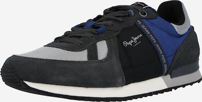 Pepe Jeans Sneaker 'TINKER' in rauchblau / grau / dunkelgrau, Produktansicht