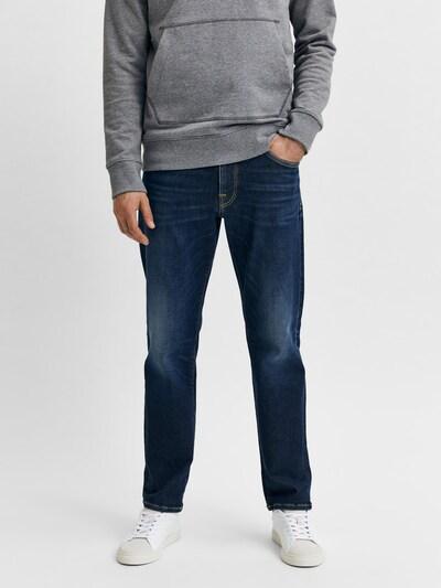 SELECTED HOMME Jeans 'Scott' in dunkelblau, Modelansicht