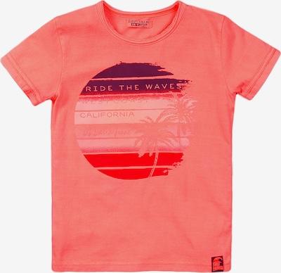 DJ DUTCHJEANS Shirt in Mixed colors / Dark orange, Item view