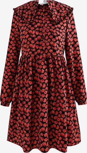 Noella Kleid 'Dania' in rot / schwarz, Produktansicht