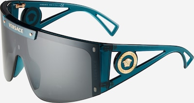 VERSACE Sunglasses in green / transparent, Item view