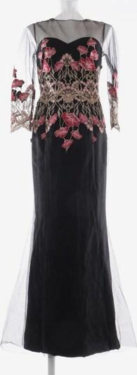 Marchesa Kleid in L in schwarz, Produktansicht
