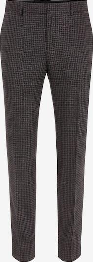 J.Lindeberg Pantalon 'Leo' in de kleur Rood / Zwart / Wit, Productweergave