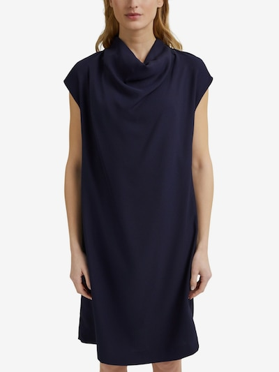 Esprit Collection Kleid in blau, Modelansicht