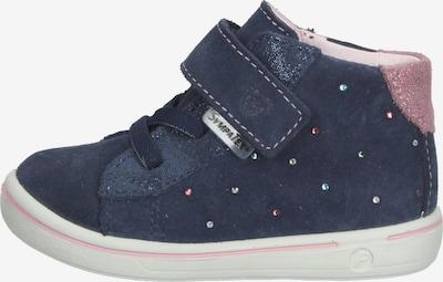 Pepino Sneaker in navy / pink, Produktansicht