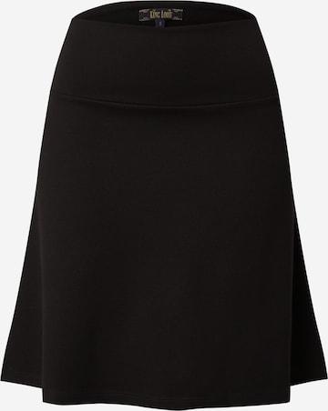 King Louie Skirt 'Milano' in Black
