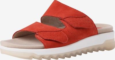 JANA Pantolette in rot, Produktansicht
