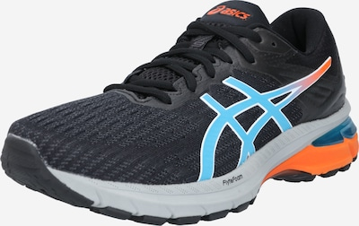 ASICS Běžecká obuv 'GT-2000 9 TRAIL' - tyrkysová / jasně oranžová / černá / bílá, Produkt