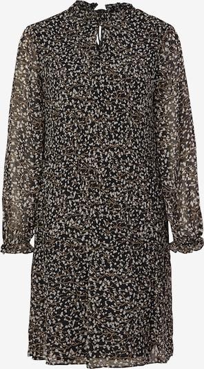 s.Oliver BLACK LABEL Robe en noir / blanc, Vue avec produit
