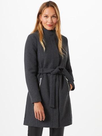 ONLY Prechodný kabát 'Michigan' - Sivá