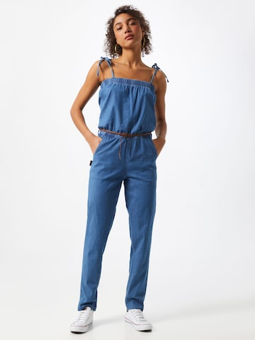 Alife and Kickin Jumpsuit 'Pam' in Blue