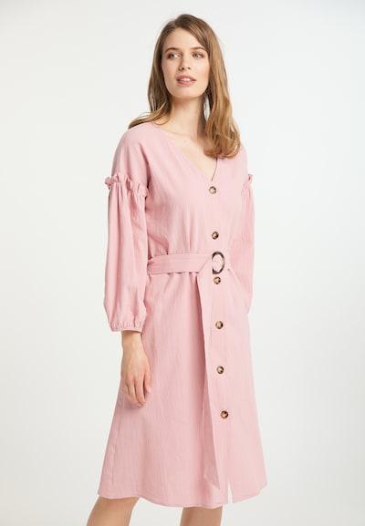 Usha Sommerkleid in rosa, Modelansicht