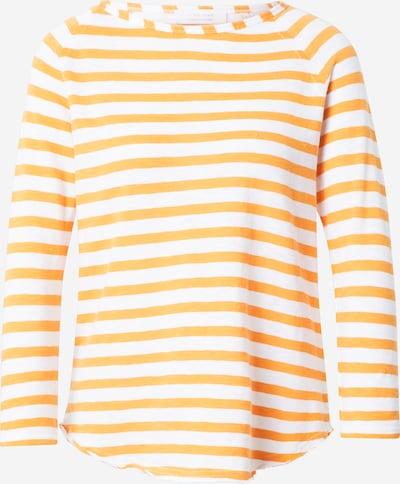 Rich & Royal T-shirt en jaune foncé / blanc, Vue avec produit