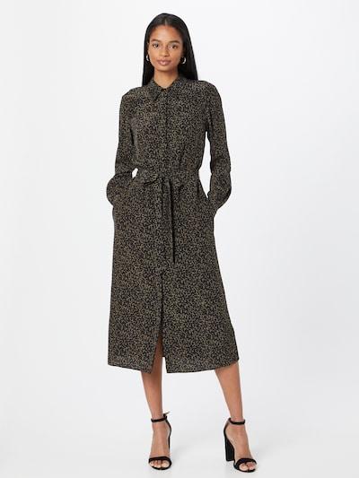 Esprit Collection Kleid in khaki / schwarz, Modelansicht