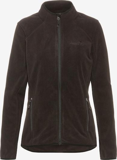 moorhead Fleecejacke in braun / schwarz, Produktansicht