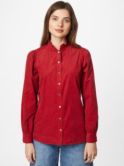 Bluză 'JERALDINE' Maison 123 pe roșu intens, Vizualizare model