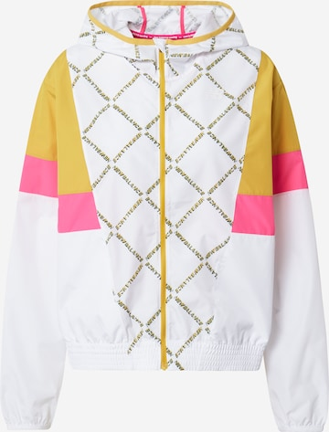 new balance Athletic Jacket in Yellow