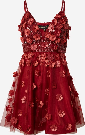 A STAR IS BORN Cocktail dress in Burgundy, Item view