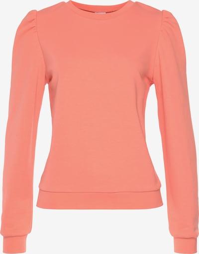 LASCANA Sweatshirt in Coral, Item view