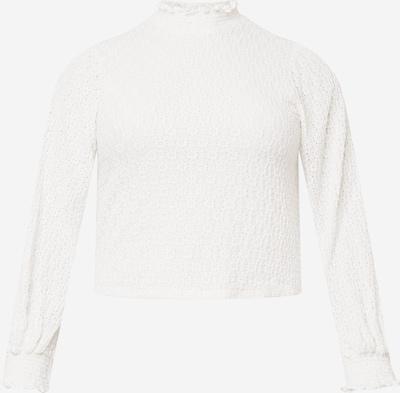 Forever New Curve Blusa 'Florence' en blanco, Vista del producto