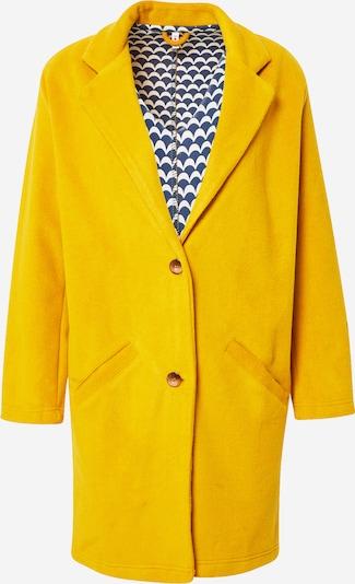Blutsgeschwister Mantel in gelb, Produktansicht