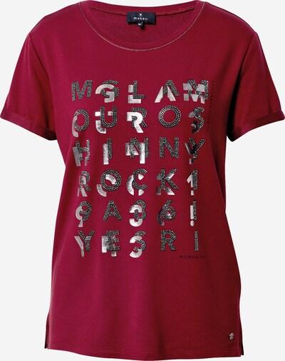 monari Shirt in de kleur Merlot, Productweergave