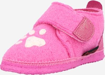 GIESSWEIN Slippers 'Unterkatz' in Pink / White, Item view