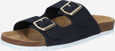 ONLY Pantolette 'Madison' in navy, Produktansicht