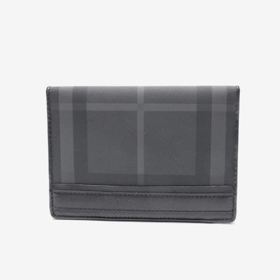 BURBERRY Geldbörse / Etui in One Size in grau, Produktansicht