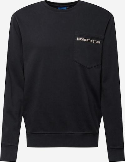 Best Company Sweatshirt in Black / White, Item view